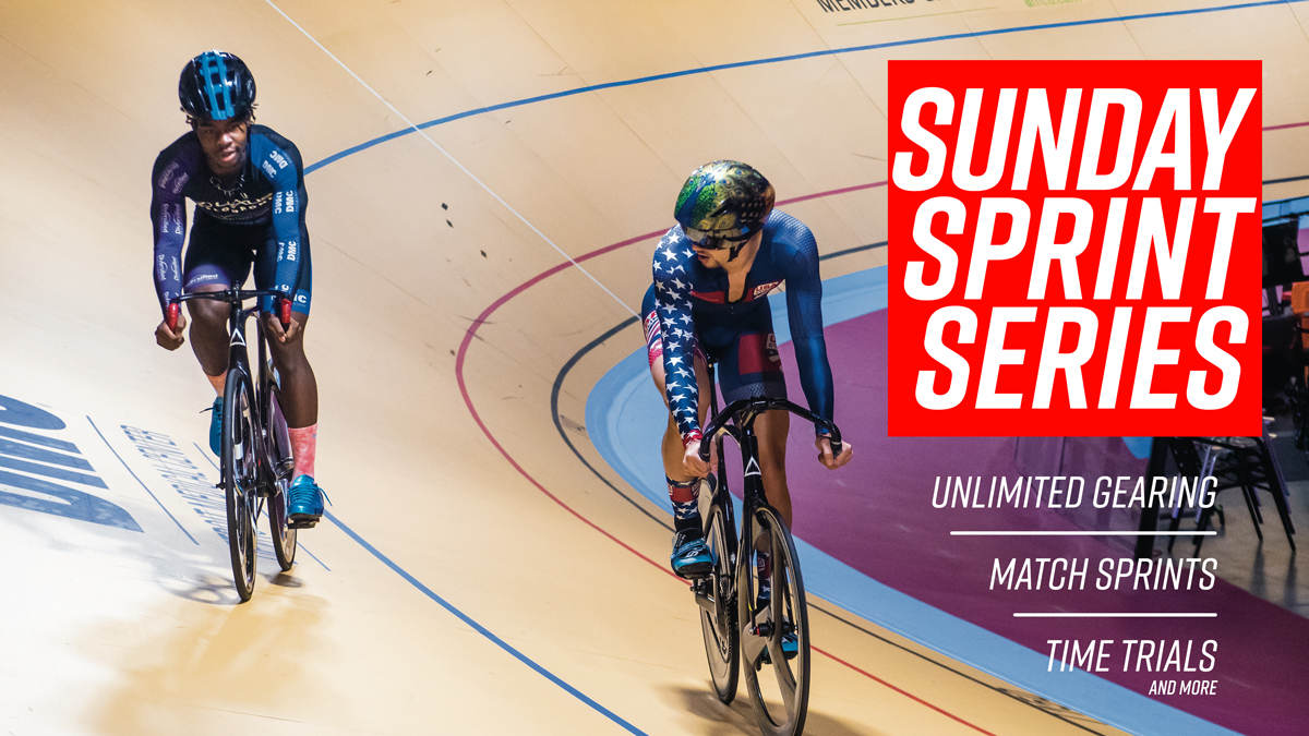 The monthly race series built specifically for the Sprinters